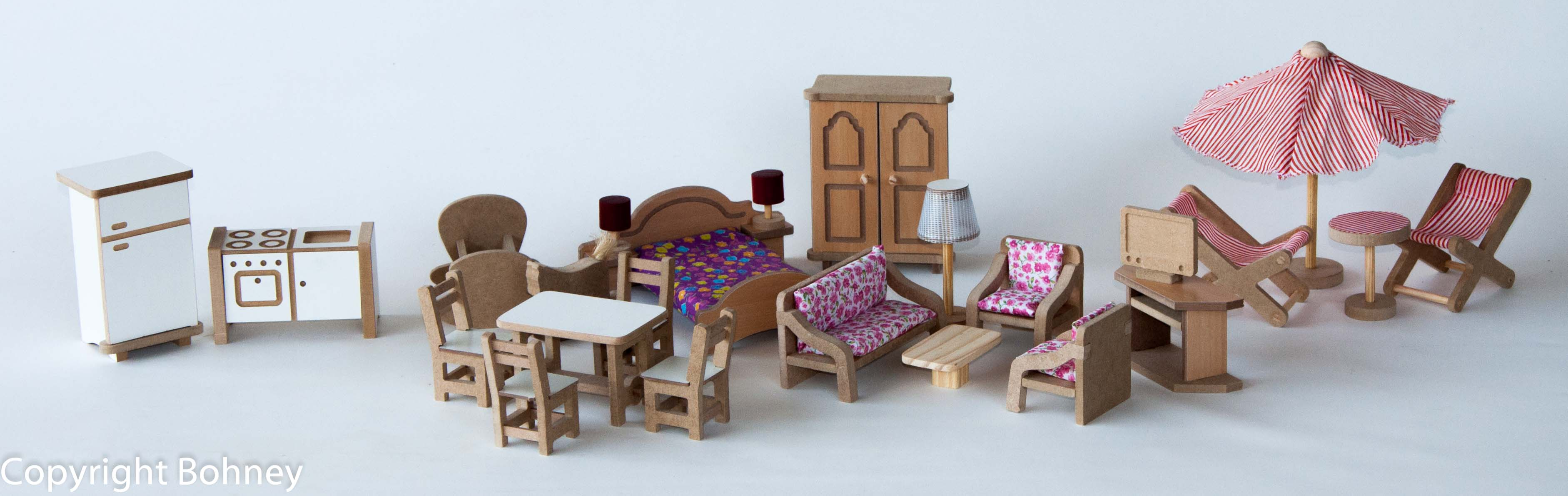 de moveis completo ideal para mobiliar uma casa boneca na #88435E 3765x1190